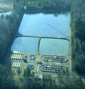 HU Wastewater Treatment Plant